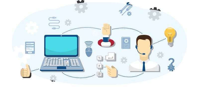 Descubra o que é o acesso remoto não-supervisionado e conheça uma ótima solução com o LogMeIn Central