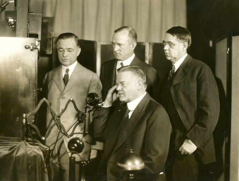 Primeira demonstração pública de vídeo chamadas