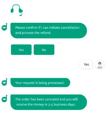 Encante seus clientes com IA e bots com o omnichannel