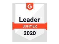 G2 CRM Software Leader 2020