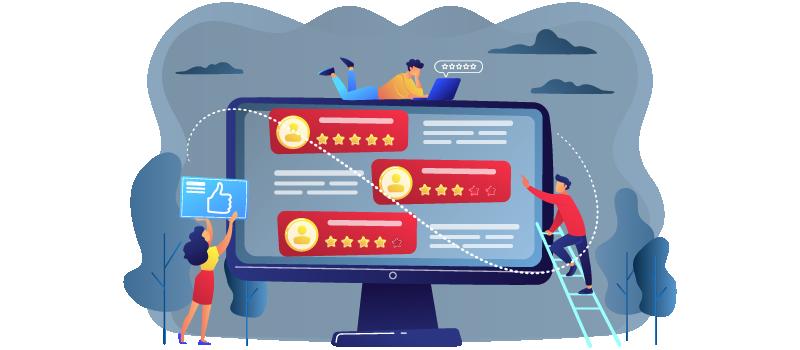 As perguntas de feedback trazem importantes benefícios à empresa